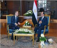 رئيس الاتحاد الأوروبي يعرب عن تقديره للرئيس السيسي لنجاح القمة