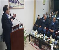 وزير البترول: مشروع حمض الفوسفوريك يلبي احتياجات السوق المحلية