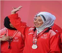 صور| أكبر مشاركة نسائية مصرية بالأولمبياد الخاص أبو ظبي 2019