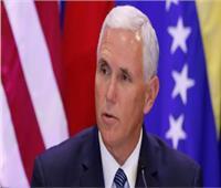 نائب الرئيس الأمريكي لزعيم المعارضة الفنزويلي: نحن معك مائة بالمائة