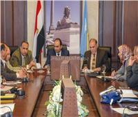 نائب محافظ الإسكندرية: لن نسمح بأي تقصير في أعمال الرصف