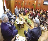 أزمات التعليم الفني والبحث العلمي بالجلسة التحضيرية لمؤتمر «التعليم في مصر»