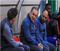 محاضرة من لاسارتي للاعبي الأهلي قبل مران الغد
