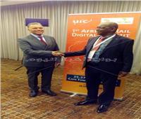 «عرفات»: تعزيز التعاون الأفريقي في النقل البحري