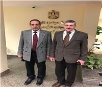 فتح مكتب إقليمي لرعاية أسر الشهداء والمصابين بسيناء