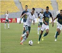 شاهد| المصري يفوز بثلاثية على إنبي