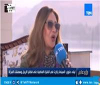 فيديو| ليلى علوي: السينما المصرية مهتمة في آخر 20 سنة ببطولة الرجل