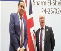 حوار| وزير الدولة البريطاني للشرق الأوسط: تأمين القمة العربية الأوروبية «رائع».. وعلاقتنا بمصر صادقة