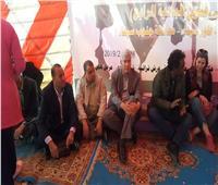 رئيس قصور الثقافة يشهد حفل ختام فنون البادية الرابع