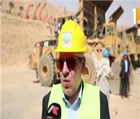 فيديو| وزير البترول: نستهدف تعظيم القيمة المضافة من الثروة المعدنية