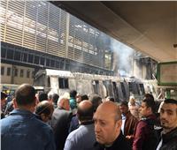 بث مباشر| حريق محطة مصر