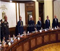 حريق محطة مصر| مجلس الوزراء يقف دقيقة حداد على أرواح شهداء الحادث