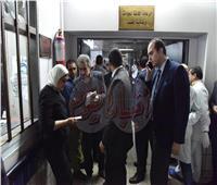 حريق محطة مصر| وزيرة الصحة توجه بنقل المصابين لمعهد ناصر ودار الشفا