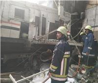 حريق محطة مصر| الصحة: وفاة 20 شخصا وإصابة 40 آخرين في حادث القطار