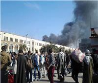 حريق محطة مصر| النيابة الإدارية: تحقيقات عاجلة في حادث السكة الحديد