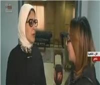 حريق محطة مصر| فيديو| وزيرة الصحة: 20 حالة وفاة و40 مصابًا