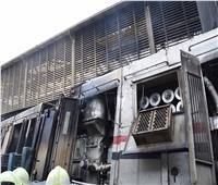 حريق محطة مصر| مصادر: تفريغ كاميرات المراقبة تفجر مفأجاة بشأن الحادث