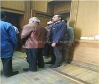 حريق محطة مصر| وزير النقل يستمع لشهادة سائق القطار وعمال الوردية