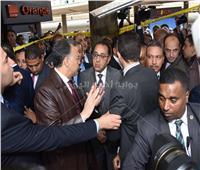 حريق محطة مصر| وزير النقل يعرض على رئيس الوزراء مستجدات الحادث