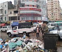 حمدي الحشاش يوجه بتصريف مياه الأمطار بالإسكندرية وتوسعة مفارق شرق