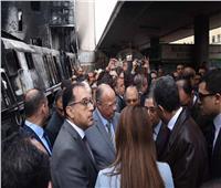 محافظ القاهرة: سيتم محاسبة المقصرينبـ«حريق محطة مصر»