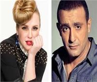 حريق محطة مصر  شيرين رضا والسقا ينعيان ضحايا الحادث