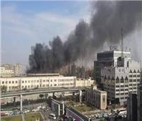 حريق محطة مصر| محافظ الغربية: مصاب واحد من المحلة في الحادث