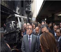 فيديو وصور| حريق محطة مصر | محدث لحظياً