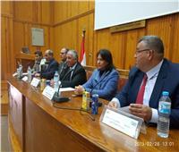 انعقاد الاجتماع الأول للنهوض بمحصول القمح بالتعاون مع البحوث الزراعية
