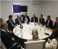 وزير الاتصالات يبحث مع نظيره السعودي التعاون بين البلدين
