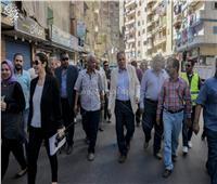 سكرتير عام محافظة الإسكندرية يحيل مدير عام وموظفين بحي المنتزه للتحقيق