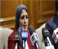 حريق محطة مصر| وزيرة الصحة: لدينا ٥ حالات حرجة والباقي حالتهم متوسطة