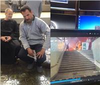 منقذ مصابي حادث محطة رمسيس يروي مشاهد صعبة لم تظهرها الفيديوهات