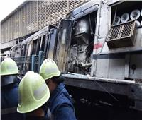 فيديو| تفاصيل الحالة الصحية للمصابين في حادث قطار محطة مصر