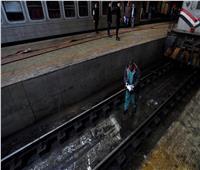 القبض على السائق الثاني المتسبب في حادث قطار محطة مصر