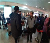 السفارة المصرية بالجزائر تستقبل بعثة الإسماعيلي في المطار