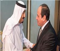 خادم الحرمين يعزي الرئيس السيسي في ضحايا قطار محطة مصر