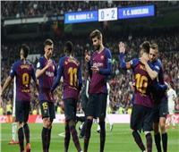 فيديو| برشلونة يقصي ريال مدريد من كأس الملك بثلاثية
