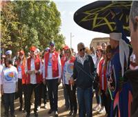 «مبادرة الرئيس».. تأهيل منازل 3 آلاف مواطن بقرية عزبة الأمير بإسنا