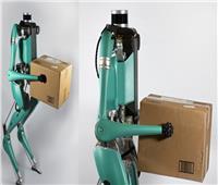 فيديو | روبوت رقمي لتوصيل البيتزا للبشر