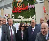 نائب وزير الزراعة ومحافظ الدقهلية يقودان مسيرة الإعلان عن 100 مليون صحة