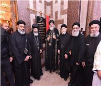 البابا تواضروس يدشن كنيسة أبو سيفين والشهيدة دميانة ببورسعيد