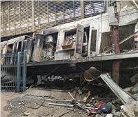 صور| حريق محطة مصر| شهود عيان: هناك ضحايا تحت الأنقاض