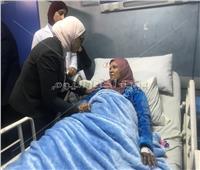 صور| بينهم مسعف.. ارتفاع ضحايا حادث حريق محطة مصر