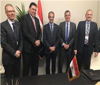 توقيع مذكرتي تفاهم بين المصرية للاتصالات ونوكيا العالمية