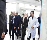 وزيرة الصحة: جثامين ضحايا حريق محطة مصر تحت تصرف النيابة العامة