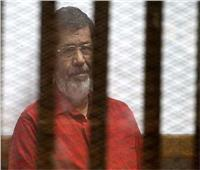 تأجيل محاكمة المعزول محمد مرسي وآخرين في اقتحام الحدود الشرقية لـ 10 مارس