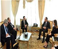 رئيس الوزراء يلتقي وزيرة الأعمال والاستثمار والتجارة في رومانيا