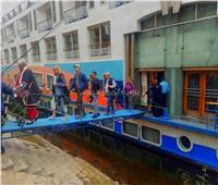 سوهاج تستقبل 118 سائحًا لزيارة «أبيدوس»