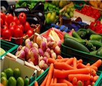 تباين أسعار الخضروات في سوق العبور.. اليوم
